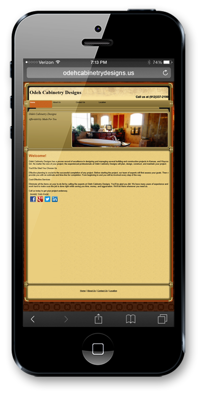 this should have been designed by go2serva mobile compatible & mobile responsive websites